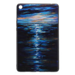 New TPU Back Case Cover Tablet Case for XIAOMI Mipad 4 Plus – Sunset Version