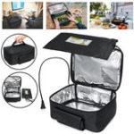 New 220V 6L Mini Lunchtasche Lunch Bag Kühltasche Lebensmittel Heizung Lunch Heater