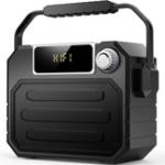 New Malata X06 Portable Wireless Bluetooth Speaker TF Radio FM Radio Aux-in Stereo Bass Speaker with Mic