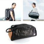 New XIAOMI DuPont Paper Fitness Bag Portable Outdoor Sport Backpack Waterproof Fitness Hiking Cycling Shoulder Bag