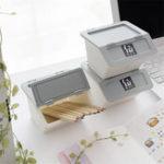 New Makeup Cosmetic Storage Box Jewellery Holder Case Organizer Office Display Drawer Box