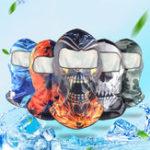 New Unisex Windproof Dust-Proof Anti-UV Motorcycle Hood Mask Hat