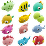 New An-ti Bite Animal Shaped Cable Protector Winder Pet Dog Phone Charger USB Line Accessory Prank Toys Funny