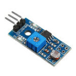 New 5V/3.3V 3 Pin Photosensitive Sensor Module Light Sensing Resistor Module