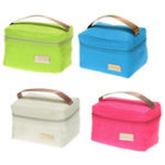 New Portable Insulated Bag Organizer Thermal Cooler Bento Kids Lunch Box Tote Picnic Storage Lunch Bag for Worker Students