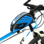 New Men And Women Bike Mountain Riding Bag Saddle Bag 5.5 Inch Phone Bag