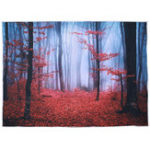 New 5x7FT Vinyl Autumn Maple Forest Photography Backdrop Background Studio Prop