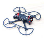 New HSKRC 3 Inch 155mm Wheelbase 3mm Arm Carbon Fiber FPV Racing Frame Kit with Protection Ring
