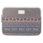 New Tablet Case with Texture Design for 13.3 inch Tablet – Light Grey