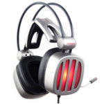 New Xiberia S21 USB Wired 7.1 Surround Sound Stereo Gaming Headphone Headset with Mic