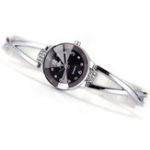 New Fashion Women Steel Bracelet Ladies Dress  Quartz Watch