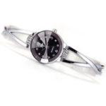 New Fashion Women Steel Bracelet Ladies Dress  Quartz Watch