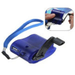 New Bakeey Travel USB Hand Dynamo Charger with Light Dynamo Emergency for Mobile Phone