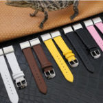 New Bakeey Replacement Wrist Band Leather Watch Strap for Fitbit Charge 3 Smart Watch