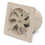 New 220V 40W Ventilation Fan 6 Inch Wall Mounted Window Exhaust Fan Home Bathroom Garage Air Vent Fan