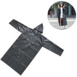 New IPRee® 2 Pcs EVA Raincoat Environmental Waterproof Rainwear Suit Camping Travel Portable Poncho