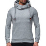 New Men's Casual Thick Warm Hoodies