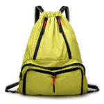 New Waterproof Foldable Light Weight Backpack Shoulder Bag