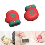 New IPRee® 5000mAh Mobile Power Bank Mini Charging Christmas Gloves Socks Small Peas Hand Warmer USB Portable