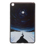New TPU Back Case Cover Tablet Case for XIAOMI Mipad 4 – Star Sky Version
