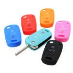 New Silicone 3 Button Remote Key Case Cover For Hyundai Elantra Accent i20 i30 ix35