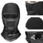 New BIKIGHT Spandex Fibre Winter Outdoor Cycling Windproof Face Bushing Mask Balaclava Hat Thermal Face Mask