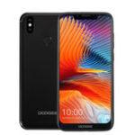 New DOOGEE BL5500 Lite 6.19 Inch U-notch 5500mAh Android 8.1 2GB 16GB MT6739WA Quad Core 4G Smartphone