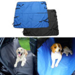 New 600D Oxford Cloth Car Rear Seat Pet Mat Dog Cat Cushion Hammock Protector Blanket Waterproof