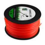 New 2.7mm 15/50/120m Roll Nylon Trimmer Line Mower Grass Rope Brushcutter Cord Wire