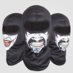 New Tactical Waterproof Warm Breathable Training Skull Face Mask