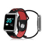 New Bakeey M8 1.3inch IPS Precise Heart Rate Blood Pressure IP67 Camera Weather Smart Watch