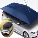 New Car Shelter Umbrella Tent Roof Shade Cover Roof Remote Control Operated Waterproof Cloth Anti UV