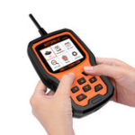 New Autophix OM129 Enhanced Automotive OBD2 Car Engine Battery Diagnostic Scanner Tool Code Reader