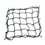 New Motorcycle Motocross Reflective Helmet Net Tank Net Fixed Helmet Rope Luggage Net Strap
