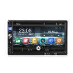 New 7 Inch 7035B 1024*600 Car MP3 MP4 MP5 FM Radio Bluetooth Player