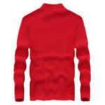 New Mens 100% Cotton Casual Pullover Sweater