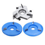 New 90mm Power Wood Carving Tool Angle Grinder H16 Attachment For Dewalt / MAKITA