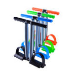 New KALOAD Single/Double Spring Resistance Bands Elastic Pedals Fitness Exerciser Yoga Abdominal Muscle Puller
