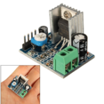 New 50pcs TDA2030A 6-12V AC/DC Single Power Supply Audio Amplifier Board Module