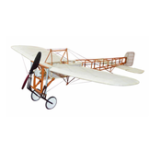 New Bleriot XI 420mm Wingspan Wooden RC Airplane Aircraft Fixed Wing KIT/KIT+Power Combo