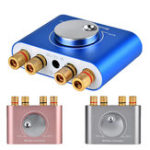 New Wireless Bluetooth Mini Digital Amplifier Hi-Fi Stereo High-Power Amp 50W×2 Speaker