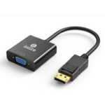 New Biaze ZH33-PC Full HD 1080P DP DisplayPort to VGA Converter Video Adapter Cable