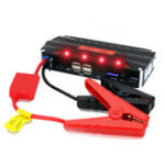 New 82000mAh 4 USB Multi-function Auto Jump Starter LED Emergency Battery Power Bank