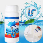 New 110g Powerful Sink & Drain Tube Cleaner Powder Unblocker Kitchen Toilet Bathroom