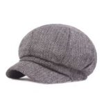 New Men Women Winter Retro Classic Painter Hat Vintage Beret Cap
