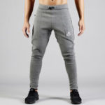 New Mens Fleece Warm Sport Running Training Casual Pants