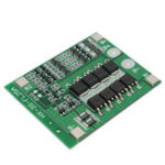 New 50pcs 3S 11.1V 25A 18650 Li-ion Lithium Battery BMS Protection PCB Board With Balance Function