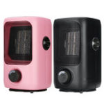 New 1000W Portable Electric Heater Fan Mini Handy Heating Fan Table Bathroom Air Space Warmer