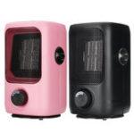 New 1000W Portable Electric Heater Fan Mini Handy Heating Fan Table Bathroom Air Space Warmer