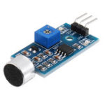 New 20pcs Microphone Sound Sensor Module Voice Sensor High Sensitivity Sound Detection Module Whistle Module For Arduino